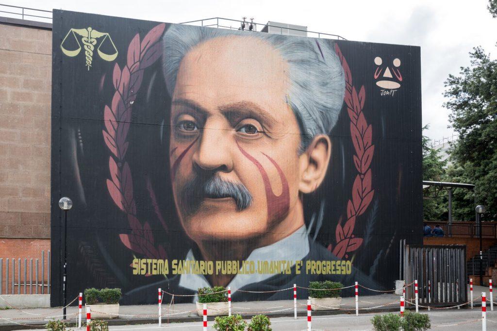 I messaggi nascosti nei murales di Jorit (Antonio Cardarelli)