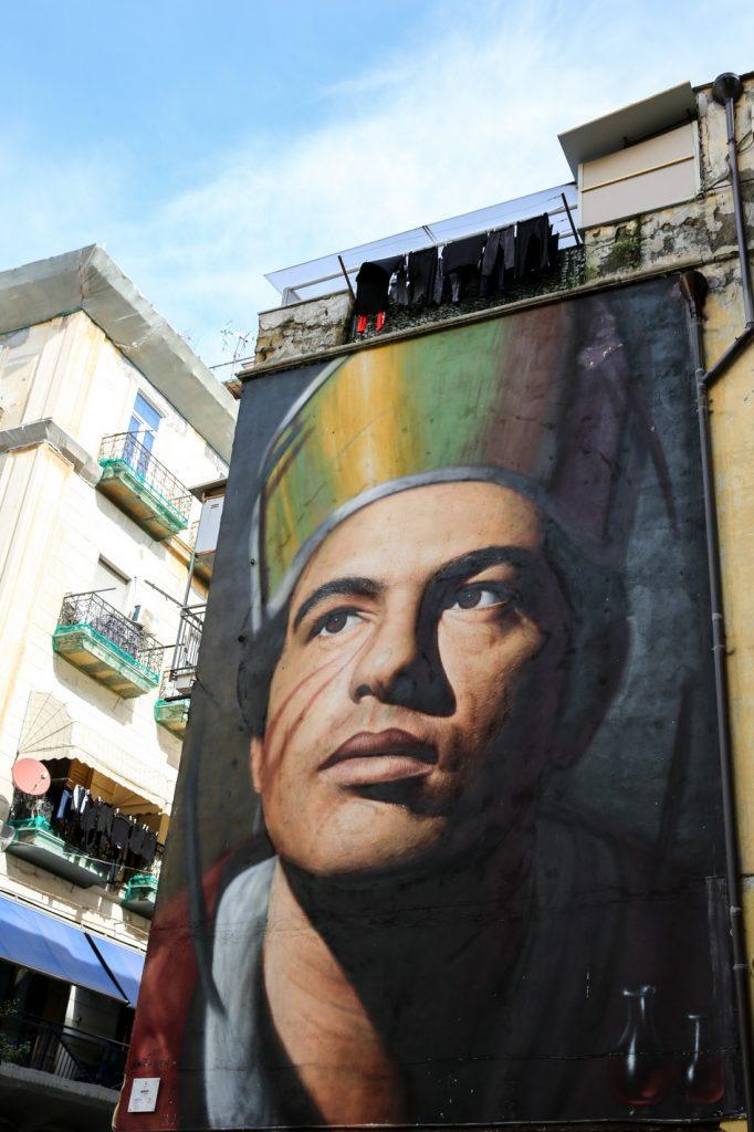 I messaggi nascosti nei murales di Jorit (Gennaro)