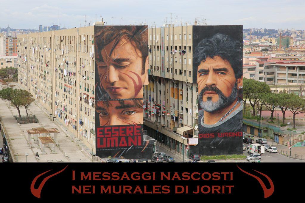 Vincenzo De Simone I messaggi nascosti di Jorit